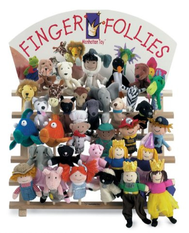 Manhattan Toy Finger Puppet Display Rack (1)