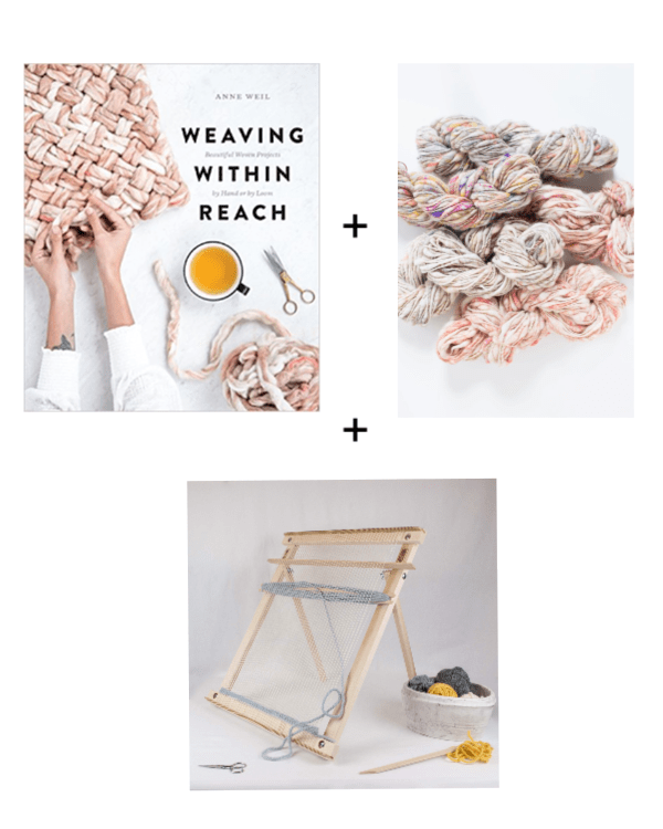 Weaving gifts