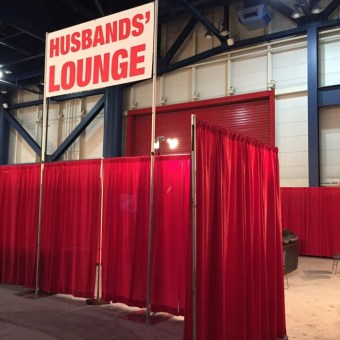 Quilts, Inc. Does Away with Husbands' Lounge at International Quilt Festival