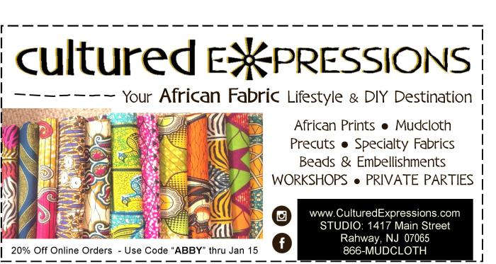 Cultured Expressions African Fabrics