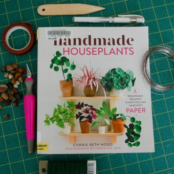 Book Review: Handmade Houseplants by Corrie Beth Hogg