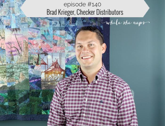 Episode 140 Checker Distributors