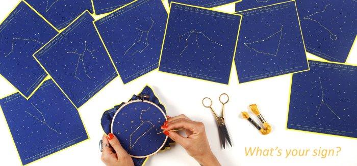 Zodiac-constellation-embroidery-kits_