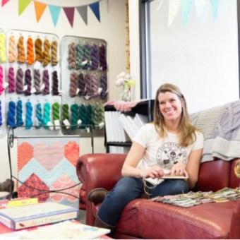 Episode #150: Laura Zander of Jimmy Beans Wool