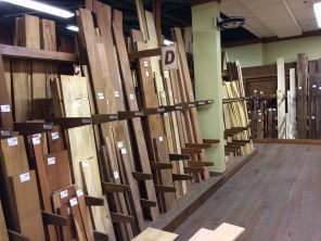 This is what a hardwood dealer should look like.