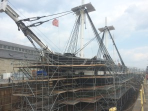 Dry docked and looking good