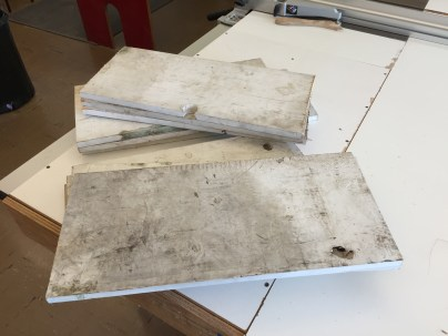 Here are boards off of grandpa's saw
