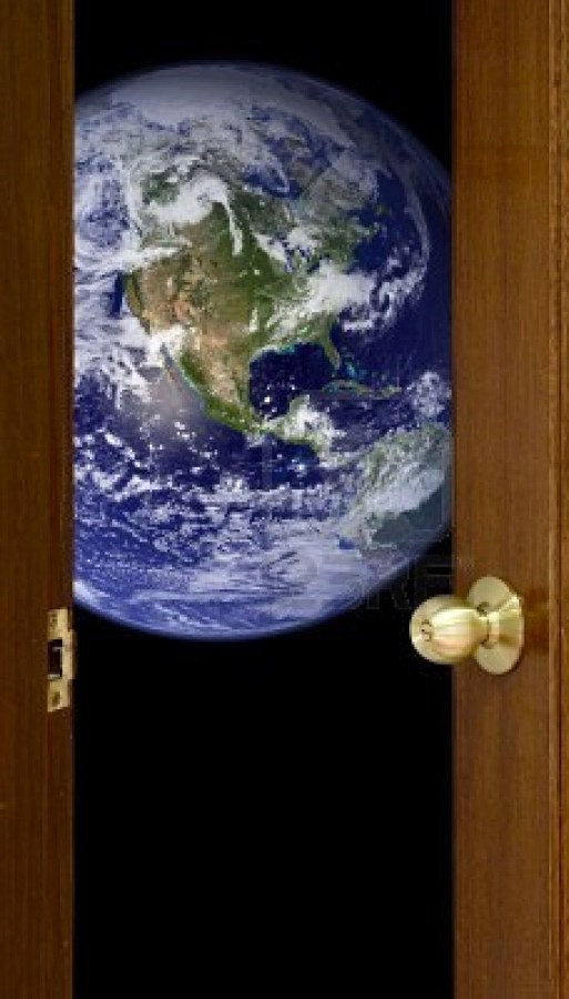 2025074-open-door-to-the-world-public-domain-image-of ...