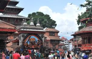 Durbar Square at Kathmandu