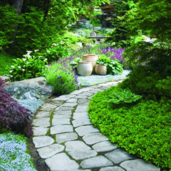 shade garden path ideas Garden Paths