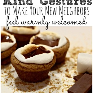 How Do You Welcome Your New Neighbors?
