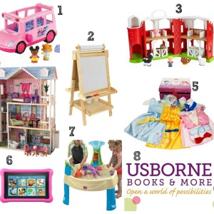 Favorite Toys for Two Year Olds: Hadley's Picks