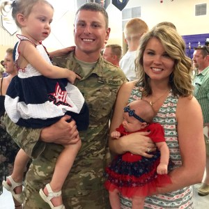 Jamie's Homecoming (Deployment #3)