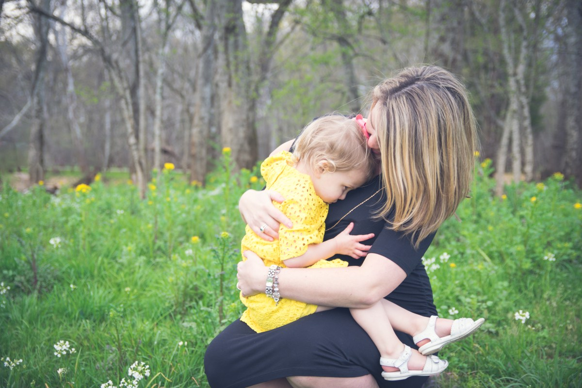 Dear Mama Whose Heart is Twisted About Having a Second Baby