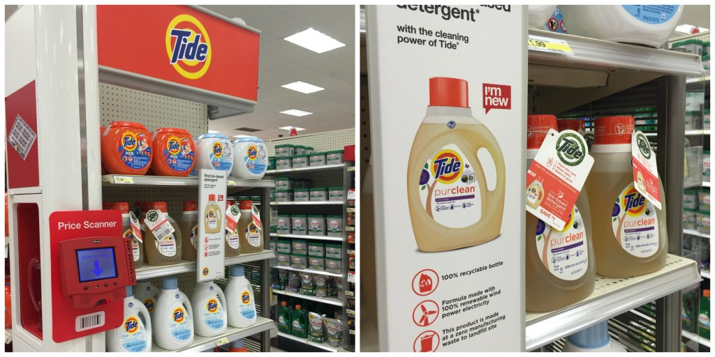 New! Tide Purclean at Target