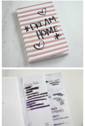 A Peek Inside My Dream Home Book