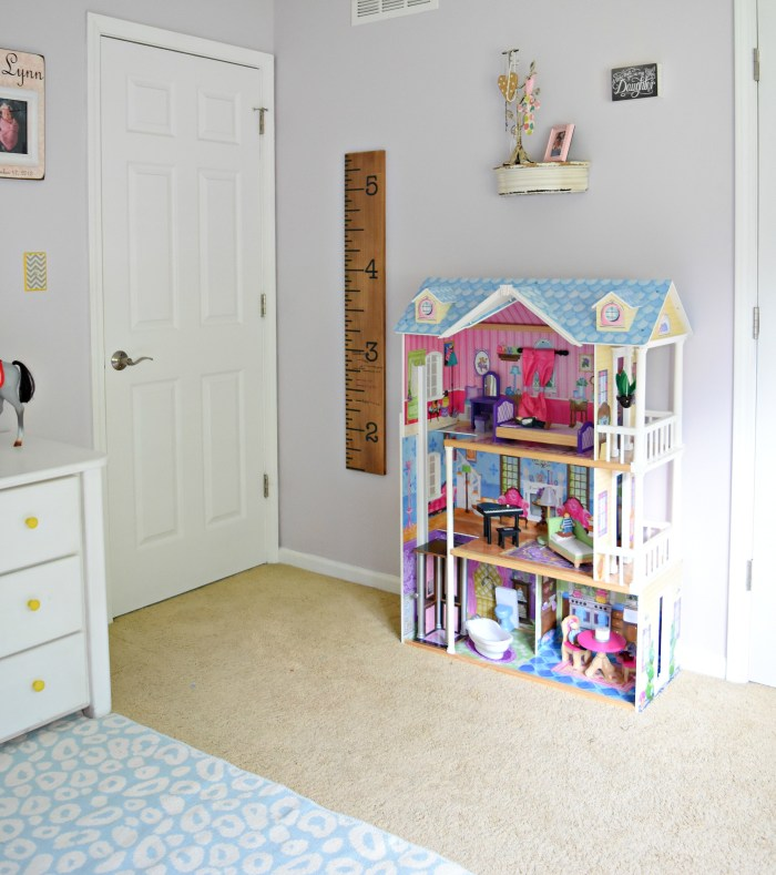Bedroom For A 3 Year Old Girl Hadley S Completed Big Girl