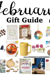 February Gift Guide: 20 Gifts Under $50
