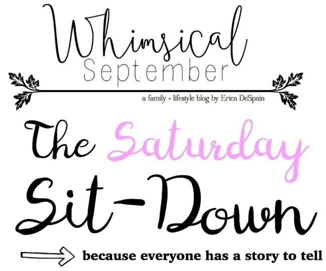 SaturdaySitDown