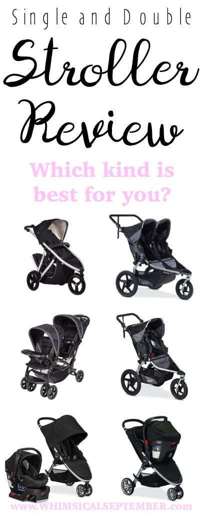 Stroller reviews: There are a zillion stroller options out there that range from soup to nuts in price, function, and gadgets. Depending on who's helping purchase the stroller(s) plus what an expectant mom's lifestyle is will change what kind of wheels a family will invest in. Here are our reviews of six strollers to help narrow down your decision!