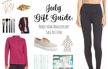 July Gift Guide: #NSale Edition