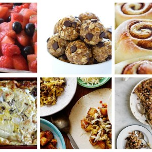 Six Breakfast Dishes to Bring to New Mamas (Or Any Friend Who Could Use a Hand)
