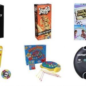 Gift Guide for Those Who Love to Entertain with and Play Games