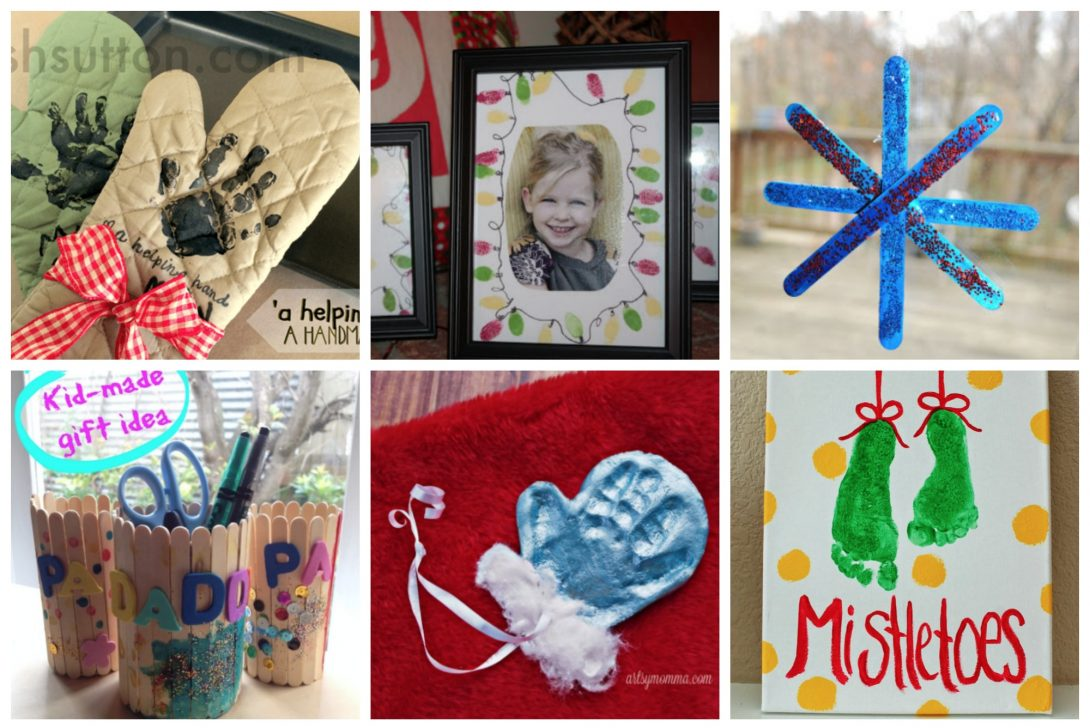Homemade Christmas Gifts For Grandparents: Six Awesome Ideas