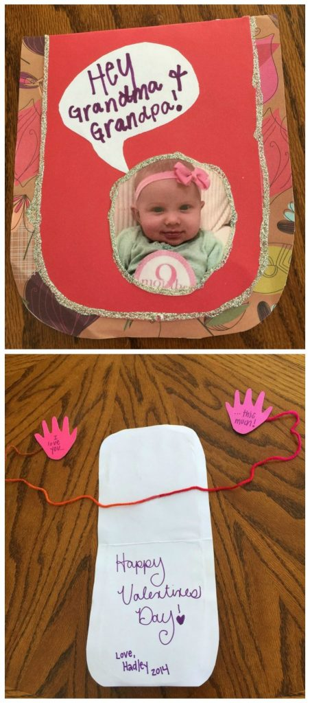 Here are five homemade Valentines Day cards to send to your spouse, relatives, and friends that will make them smile from ear to ear. Great craft ideas to do with your little ones! All five of these homemade Valentines Day card ideas are quick, easy, and most importantly - cheap! Enjoy!