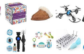 Most Clicked On & Purchased Items from the 2017 Holiday Gift Guides