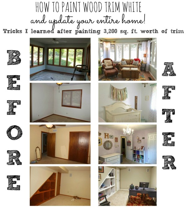 DIY Home Projects: We've painting nearly every square inch of our home in the last three years, from the exterior to the interior. Cabinets, fences, shutters, doors, fireplaces, trim, you name it! We've slapped paint around on it. Take a look at how these projects have held up since completion and what I'd do differently the next time around.