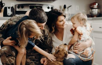 Images I'll Treasure Until I'm Old and Gray: Our Family Photoshoot at Home