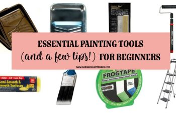 Essential Painting Tools for Beginners