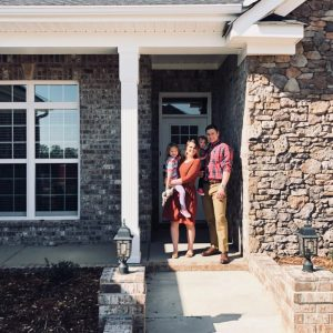 Closing, Moving In, + a Few House Pictures