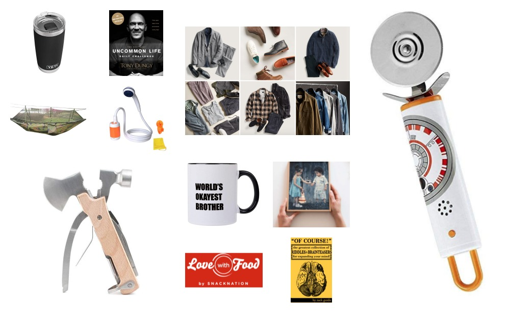 Gift Ideas For Your Dad Brother Father In Law And Brother In Law Whimsical September