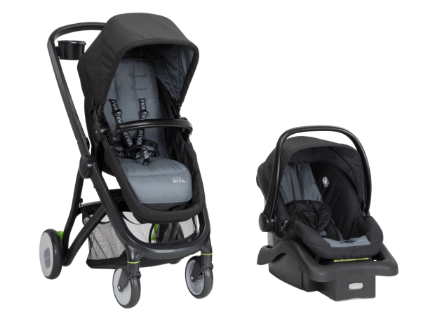 Safety 1st RIVA 6-in-1 Flex Modular Travel System