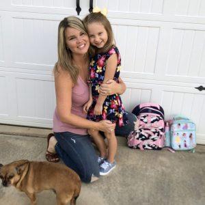 Sending Hadley to Kindergarten + Sadie's First Day of 3K