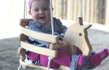 5 Outdoor Baby Swing Options