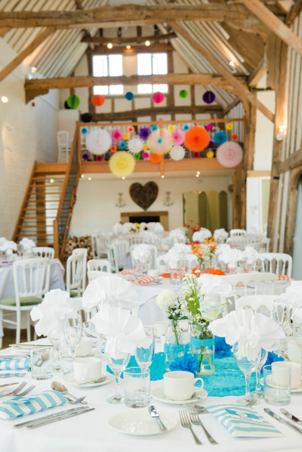 fun barn wedding http://www.georgimabee.com/