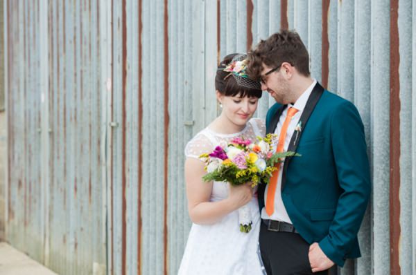 quirky wedding http://www.georgimabee.com/