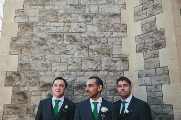 Brighton Sea Front Sequin Glitter Wedding Next Groom Suit Green Ties  http://www.redonblonde.com/
