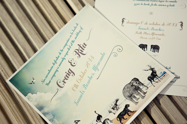 Interesting Wedding Invitation Ideas: 28 Wedding Invitation Ideas. From Quirky & Pretty To