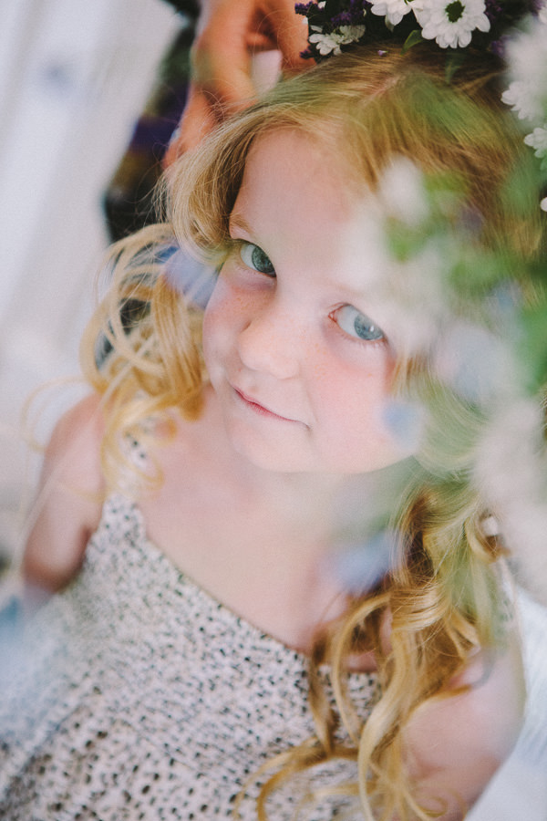 Country Pink Wedding Flowergirl http://kevinbelson.com/
