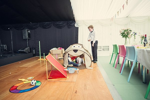 Fun Kid Friendly Play Area Toys Colourful Party Wedding http://assassynation.co.uk/