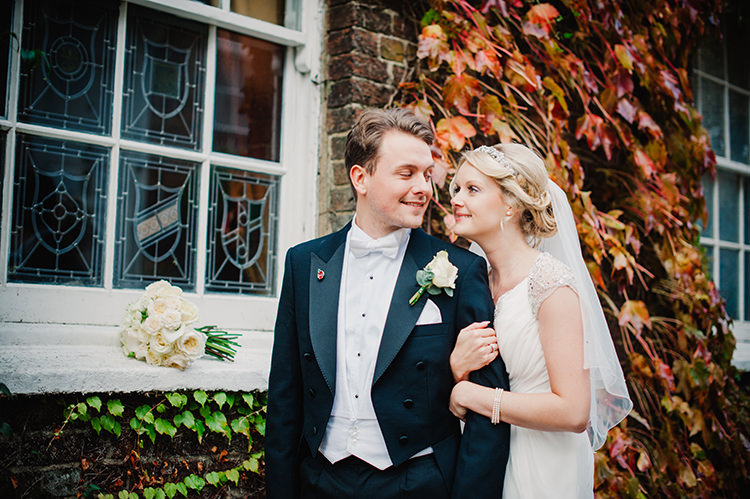 Glamorous Gatsby 1920s Speakeasy Winter Wedding http://www.jmcsweeneyphotography.co.uk/
