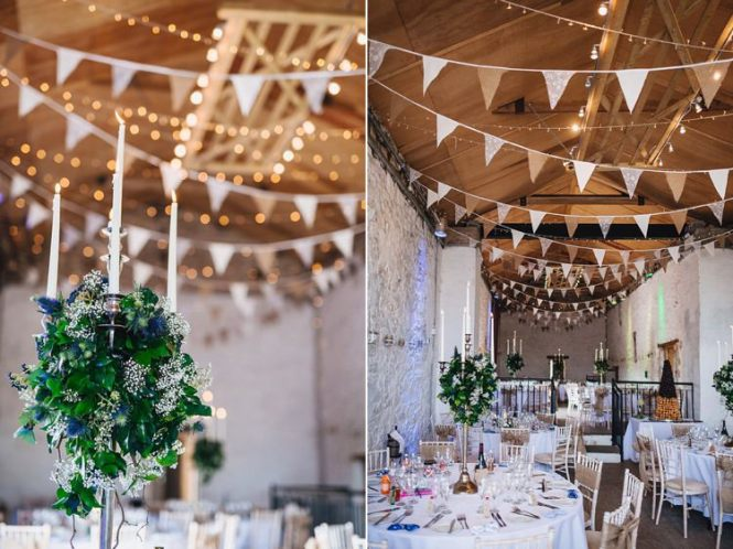 Ceiling And Wall D Hire For Your Wedding Venue In South Wales