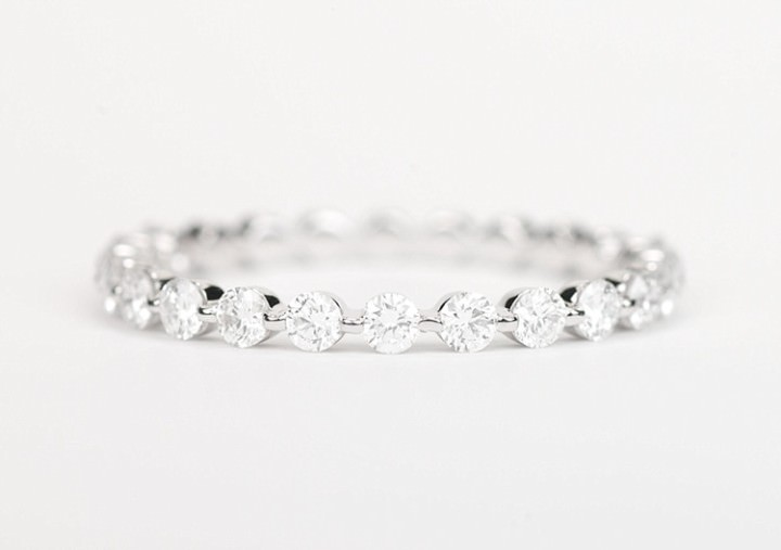 Unique Amp Unusual Wedding Amp Eternity Ring Ideas From Etsy