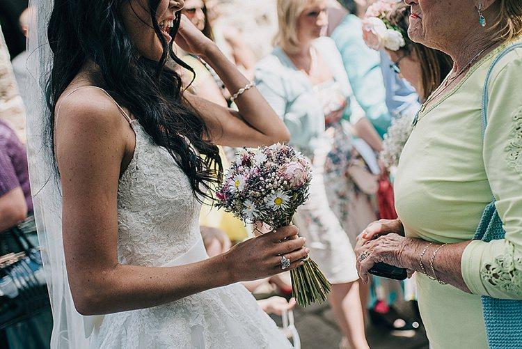 Dried Flowers Bouquet Bride Bridal Casual Summery Rustic Beach Wild Horses Wedding http://www.jasonmarkharris.com/