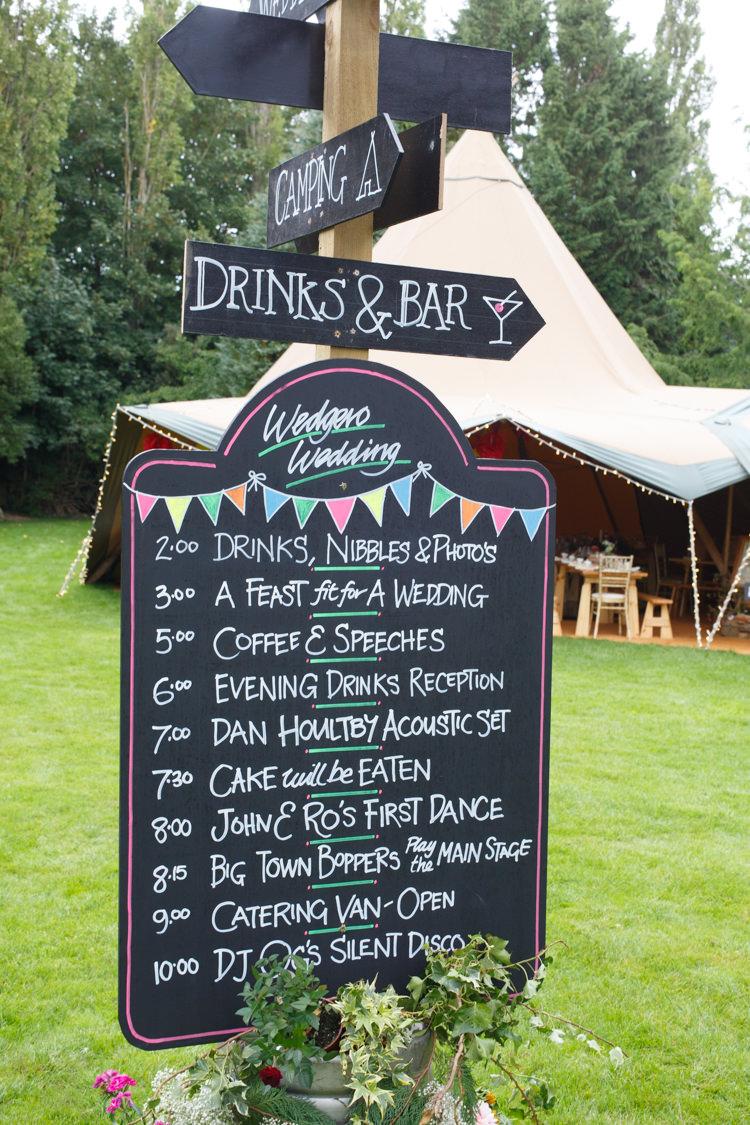 Country Fete Garden Festival Wedding