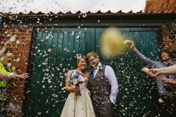 Fun Music Rustic Barn Wedding http://www.yorkplacestudios.co.uk/